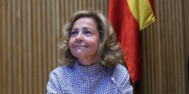 Consuelo Madrigal, Fiscal General del Estado